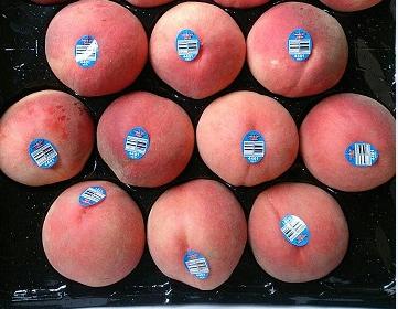广州进口水果批发新宠  美国水蜜桃热销产品