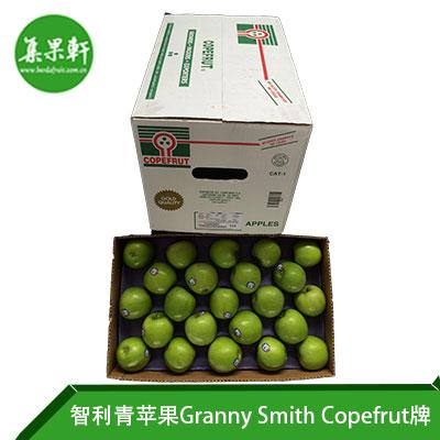 智利进口青苹果Granny Smith | Copefrut牌125头规格