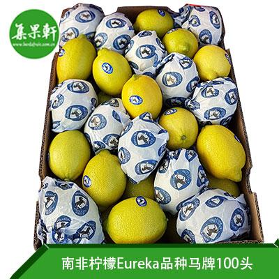 南非进口尤力克柠檬Eureka品种 | Ferreira马牌15公斤100头规格