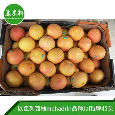 以色列进口西柚mehadrin品种 | Jaffa牌17公斤45头规格