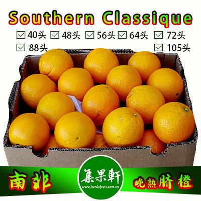 南非Southern Classique晚熟脐橙
