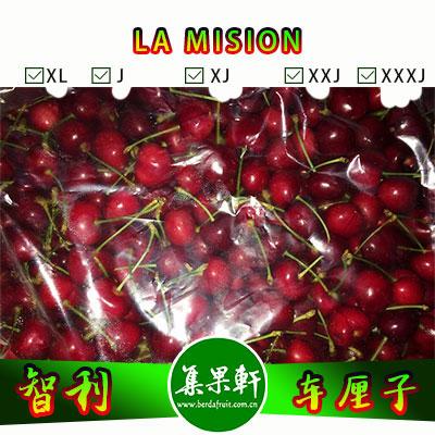 智利LA MISION车厘子批发,重量4.5公斤,规格J/JJ/JJJ,农场直供,一手货源