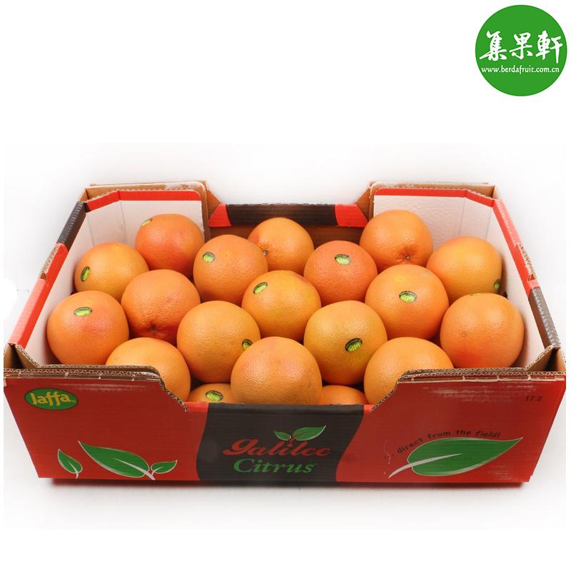 以色列进口红宝石西柚sun rise品种 | Jaffa牌15公斤